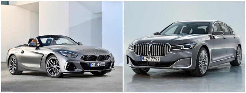 宝马汽车有限公司召回部分进口730LI、Z4汽车和国产325I、325LI汽车