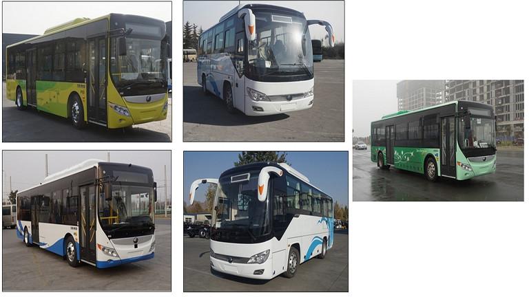 鄭州宇通客車股份有限公司召回部分純電動城市客車