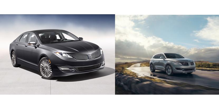 福特汽車(中國)有限公司召回部分進口林肯MKZ、MKX系列汽車