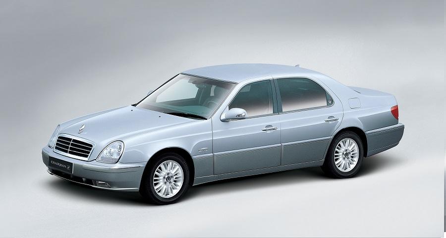 雙龍汽車(上海)有限公司召回部分進口主席汽車