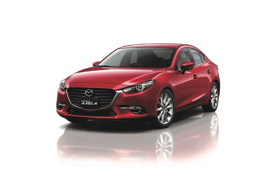 長安馬自達汽車有限公司召回部分Mazda3 AXELA昂克賽拉、CX-8汽車